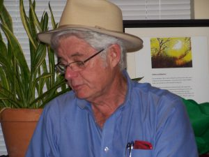 Texas Nafas Presents Poet Robin Cravey