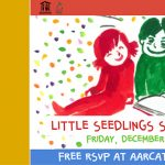 Little Seedlings Storytime: Western Asia