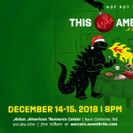 The Asian American Life: A Holiday Comedy Show