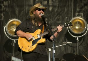 Chris Stapleton to headline 2019 Mack, Jack & McConaughey fundraiser