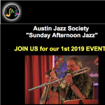 Austin Jazz Society Presents Alex Coke Quartet