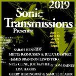 Sonic Transmissions: June 13th