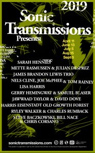 Sonic Transmissions: August 15th