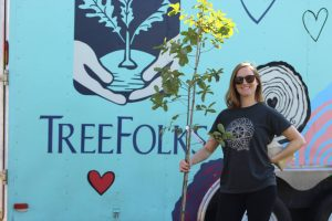 NeighborWoods 1,000 Tree Giveaway