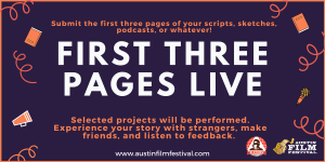 First Three Pages Live!