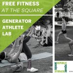 Free Fitness at the Square