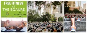 Let's Get it Om: Partner Yoga