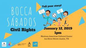 BoCCa Sábados: Civil Rights