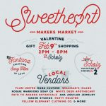 Scholz Garten's Sweetheart Makers Market