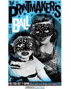 PRINTMAKER'S BALL