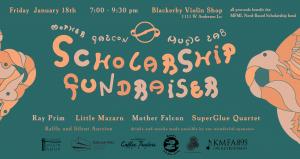 Mother Falcon Music Lab Scholarship Fundraiser