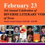 3rd Annual Celebration of Diverse Literary Voices of Texas
