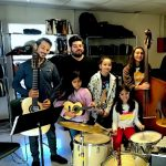 All Rhythms Youth Ensemble at Umlauf Sculpture Garden Family Day