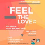 5th Annual Feel the Love Music Industry Expo