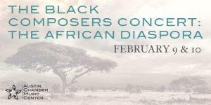 Black Composers Concert: The African Diaspora