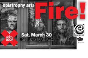 Epistrophy Arts presents Fire!
