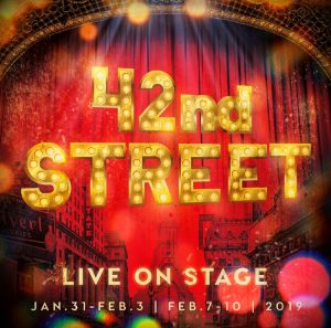 MacTheatre presents 42nd Street