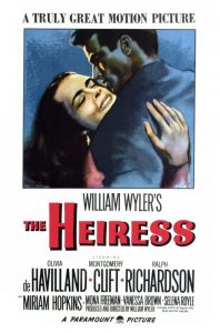 AFS Presents: THE HEIRESS