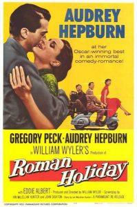 AFS Presents: ROMAN HOLIDAY
