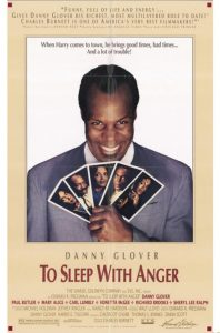 AFS Presents: TO SLEEP WITH ANGER