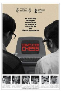 AFS Presents: COMPUTER CHESS