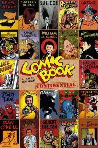 AFS Presents: COMIC BOOK CONFIDENTIAL