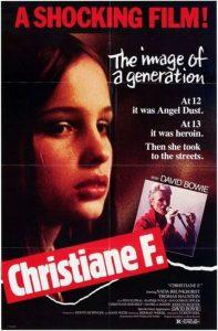 AFS Presents: CHRISTIANE F.