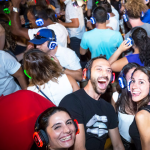 Quiet Clubbing/Silent Disco Party @ The North Door!