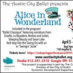 Alice in Wonderland, Ballet Classique and Swingin' Suite