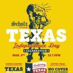 Scholz Garten's Texas Independence Day Celebration