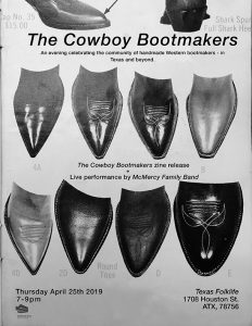 The Cowboy Bootmakers