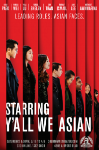 Starring Y'all We Asian