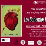 This Valentine's Day: A Night of Romantic Latin Music with Los Bohemios Perdidos
