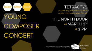 Golden Hornet's 4th Annual Young Composer Concert