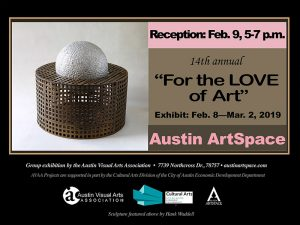 14th Annual For the Love of Art Exhibit