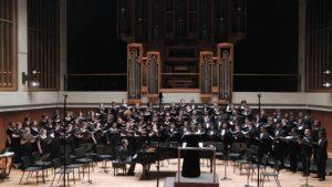 Broadcast: Black History Month Choral Concert