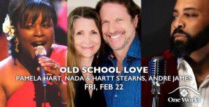 OLD SCHOOL LOVE FT. PAMELA HART, NADA & HARTT ...