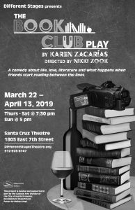 The Book Club Play by Karen Zacarias
