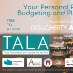 Your Personal Path to Success: Budgeting and Planning for Artists