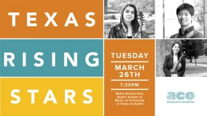 Free Concert: Texas Rising Stars