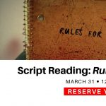 Script Reading: Rules For Werewolves