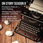 Austin Film Festival: On Story Season 9 Premiere Party