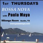 1st Thursdays Bossa Nova with Paula Maya