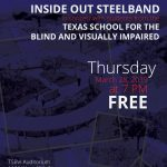 Inside Out Steelband with TSBVI Students in Concert