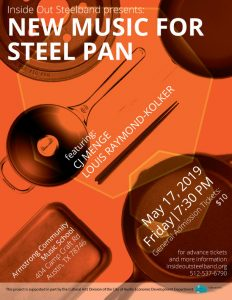 Inside Out presents New Music for Steel Pan