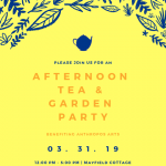 Afternoon Tea and Garden Party