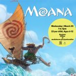 Moana: Spring Break Crafts and Screening