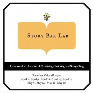Story Bar Lab: Spring 2019 Cohort