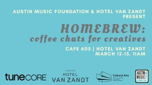 HOMEBREW: Coffee Chats for Creatives