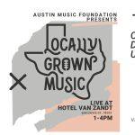 Locally Grown Music: Pop-Up Kick Off